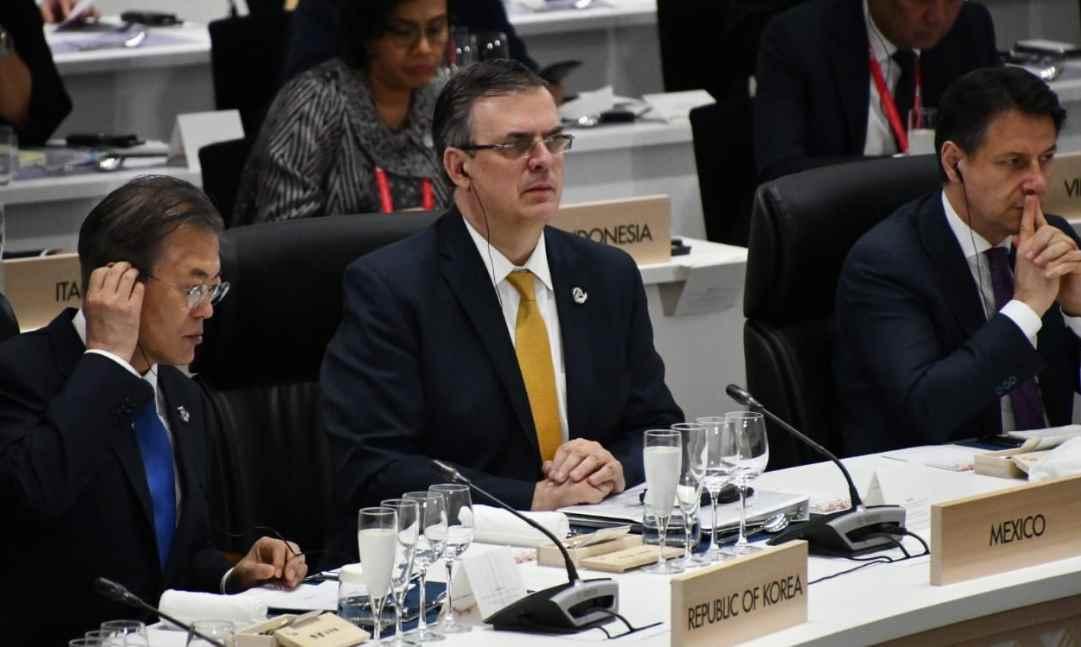 Marcelo Ebrard advierte sobre 'crisis alimentaria' por pandemia