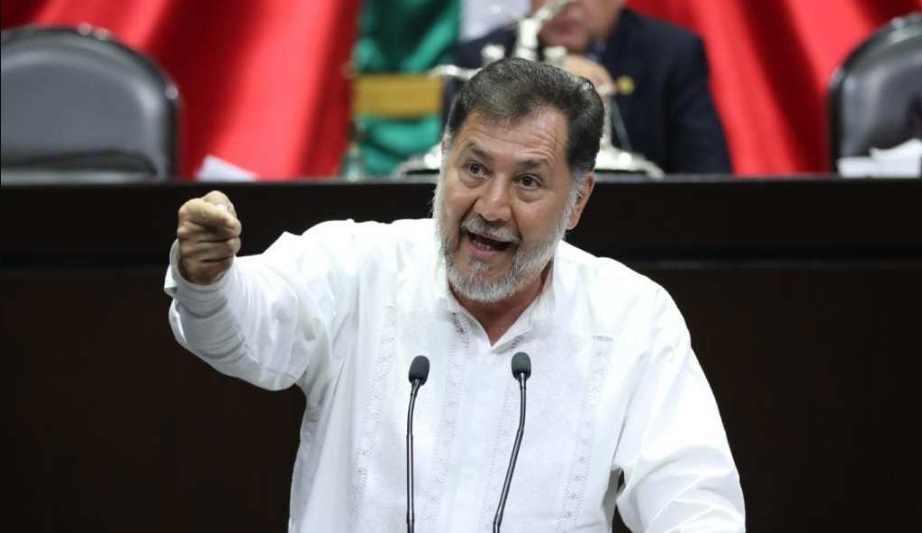 La derecha me quiere callar e incluso desearía que contrajera COVID y muriera: Fernández Noroña