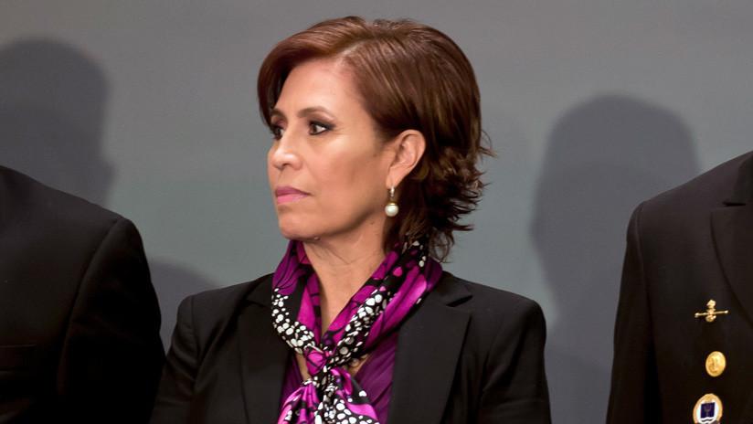 Ante la falta de pago, Rosario Robles pierde a su abogado