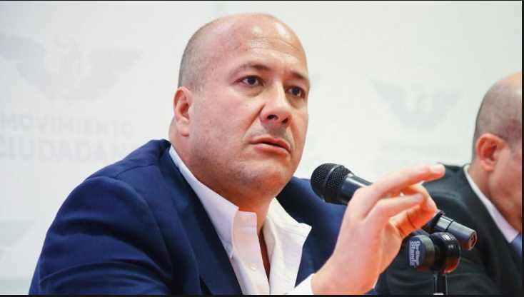 Enrique Alfaro se adelanta  el 50% de su aguinaldo en medio del Covid-19