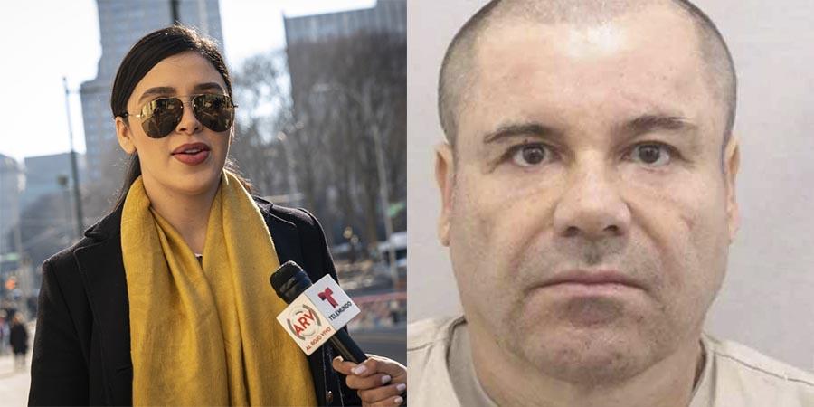 Con emotivo mensaje Emma Coronel felicita al 'Chapo Guzmán' por su cumpleaños