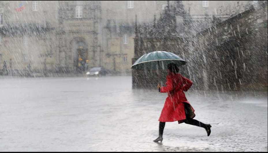 Se esperan fuertes lluvias con descargas eléctricas en Veracruz, Oaxaca, Tabasco y Chiapas