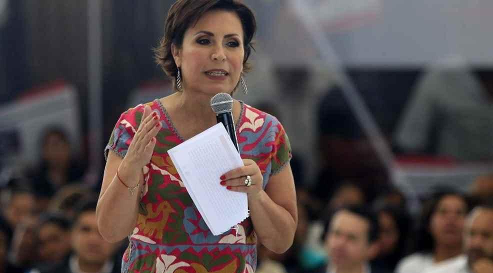 Rosario Robles manda fuerte  mensaje; asegura que le temen