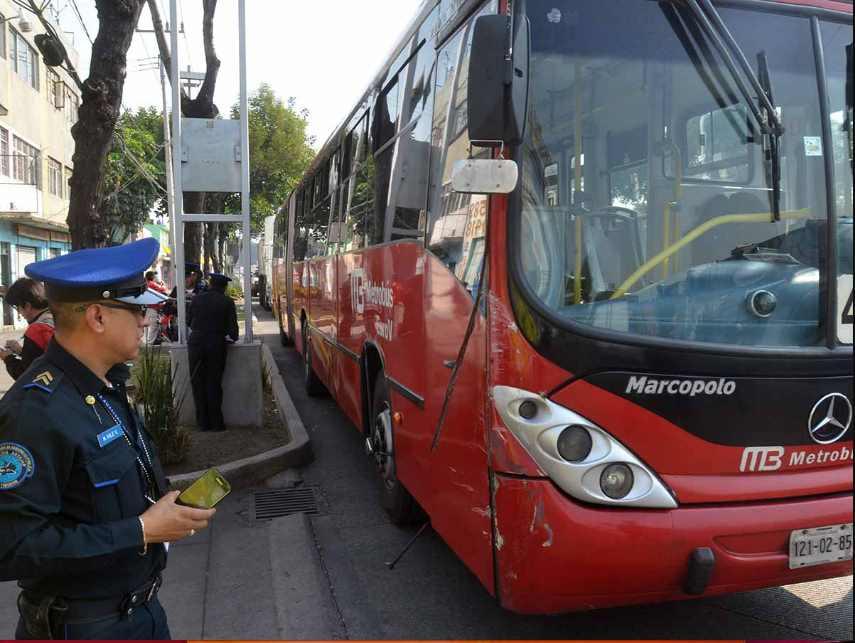 Estaciones del Metrobús que se dosificará entrada de usuarios a partir este lunes