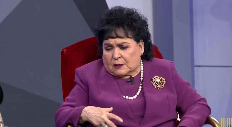 Carmen Salinas 'no se para' en los restaurantes de comida china, por declaraciones