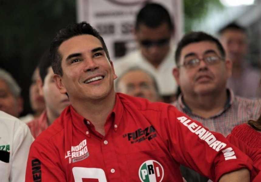 PRI celebra decisión del INE contra Morena, dice que van a ganar elecciones