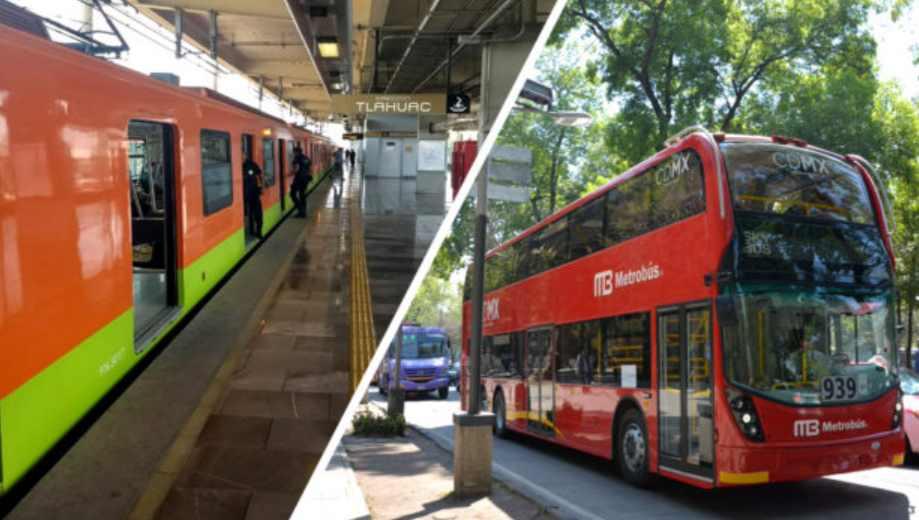 Estas son las estaciones de Metro y Metrobús que permanecerán cerradas en la fase 3