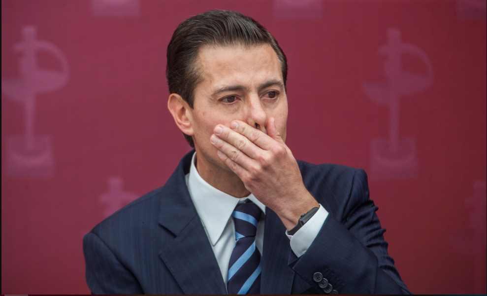 Peña Nieto viaja de urgencia a Estados Unidos para buscar asesoría legal