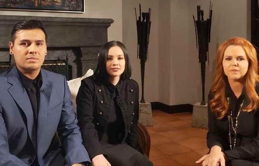 Sarita Sosa vende la primera entrevista exclusiva: 'José José descansó como nunca'