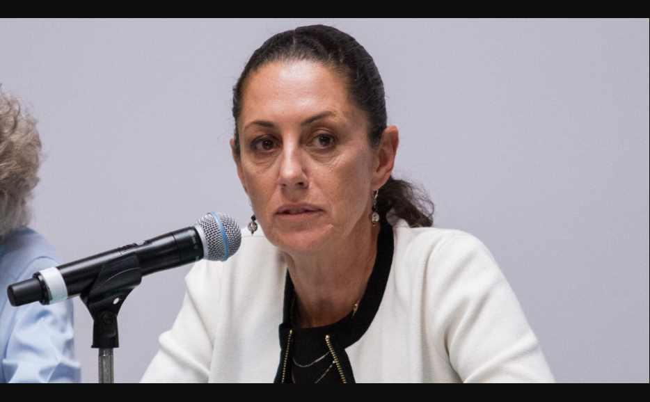 Claudia Sheinbaum anuncia descuentos en el pago de predial, tenencia y agua en CDMX