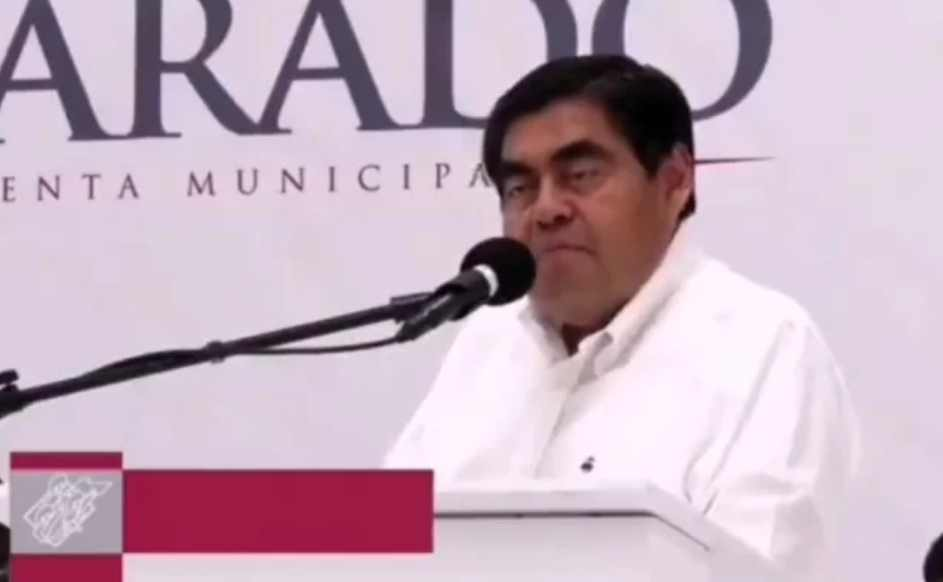 Miguel Barbosa establece Ley Seca en Puebla por Covid-19