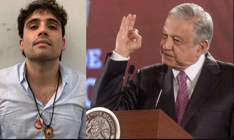 'Yo ordené la liberación de Ovidio Guzmán', revela AMLO