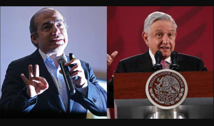 """""""Manejo irresponsable, negligente y hasta criminal de la pandemia"""": Calderón sobre gobierno de AMLO"""