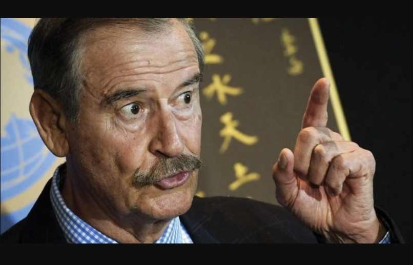 """""""No le he robado a nadie, vivo al día"""": Vicente Fox (video)"""