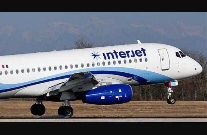 Interjet despide a medio centenar de empleados por Covid-19