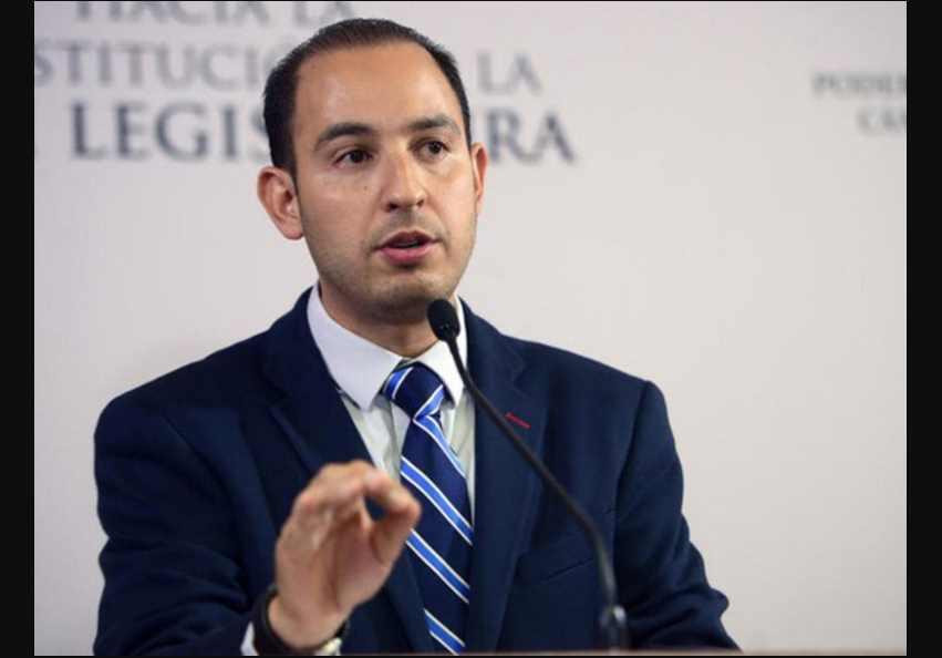 Marko Cortés exige a la FGR investigar a Pío López Obrador: 'ya basta de simulación'
