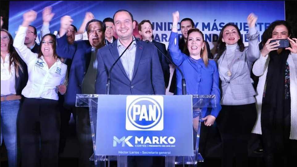 Senadores y Gobernadores del PAN llaman autoritario a AMLO por Cabeza de Vaca
