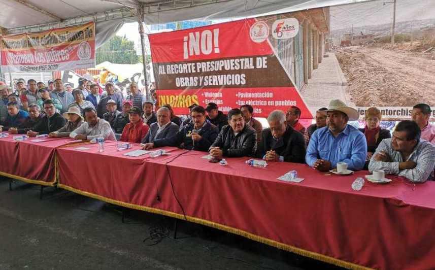 Demandan a Antorcha Campesina ante FGR por corrupción y lavado de dinero
