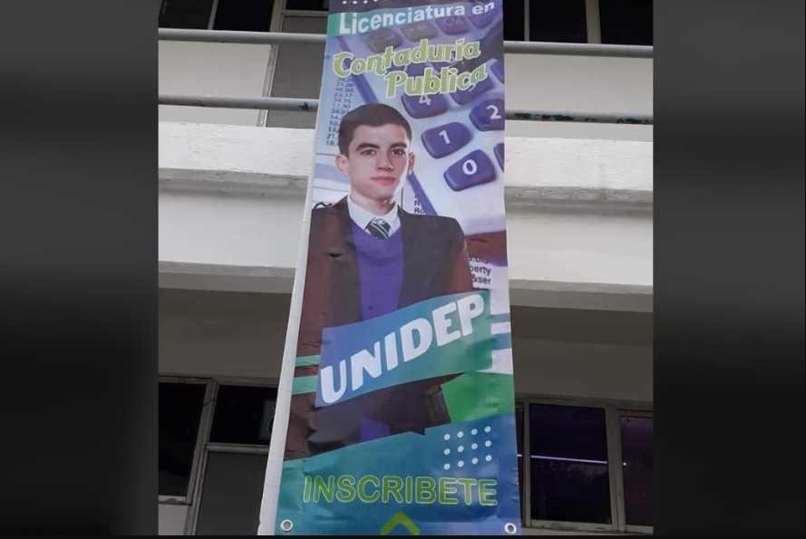 """UNIDEP dice que no uso a Jordi ENP en publicidad; """"ni lo volverá a hacer"""""""