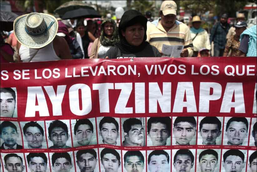 Ayotzinapa seis años