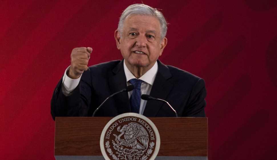 Hace 1 año soberanía de México estuvo en riesgo por T-MEC: AMLO