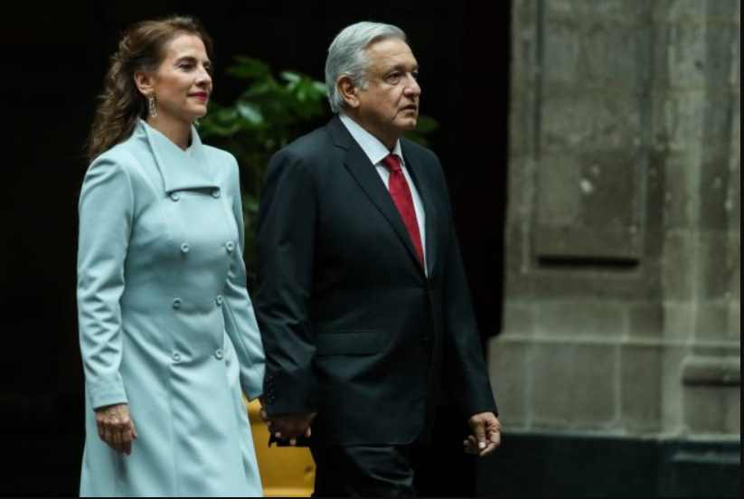 Te has preguntado, ¿Qué hace Beatriz Gutiérrez Müller mientras AMLO está en La Mañanera?