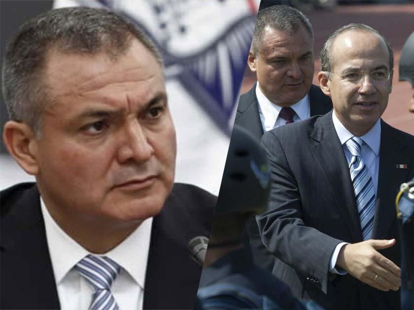 García Luna omitió declaración patrimonial durante sexenio de Calderón