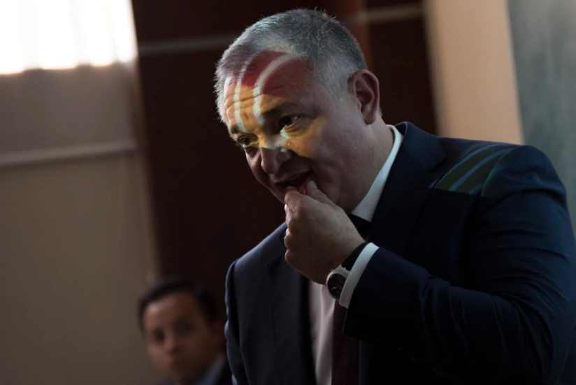 Absurdo que García Luna pida su libertad; 'corruptos' podrían ayudarle a escapar: fiscales