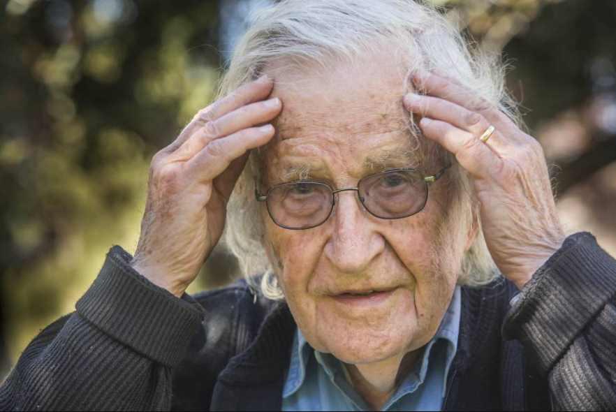 Las elites recurren al miedo para disciplinar a la gente: Noam Chomsky