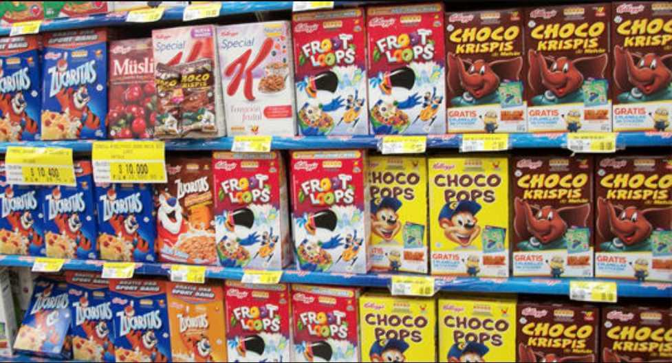 Nuevo etiquetado afectaría a mascotas de cereales como Melvin y Toño