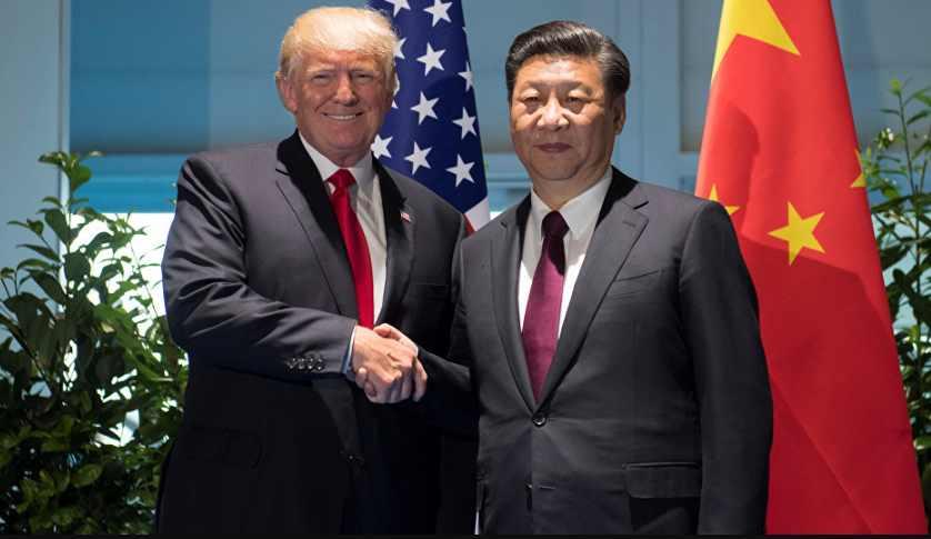 Xi Jinping acusa a Trump de interferir en los asuntos internos de China