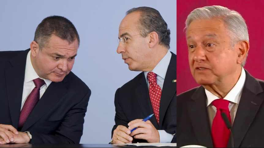 Pide AMLO a ciudadanos juntar firmas si quieren iniciar proceso contra Felipe Calderón