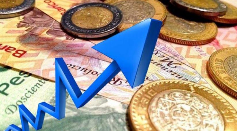 Economía de México crece; PIB arriba del 12% desde mayo