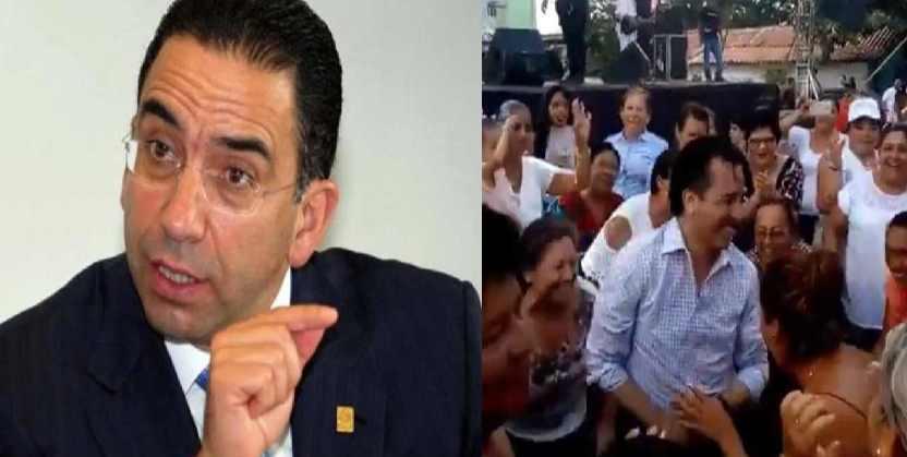 Tras video de baile, Javier Lozano apoda a Cuitláhuac García: versión pirata de Sergio el bailador
