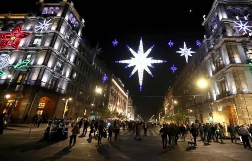 Se espera una navidad con temperaturas heladas en las próximas horas en CDMX
