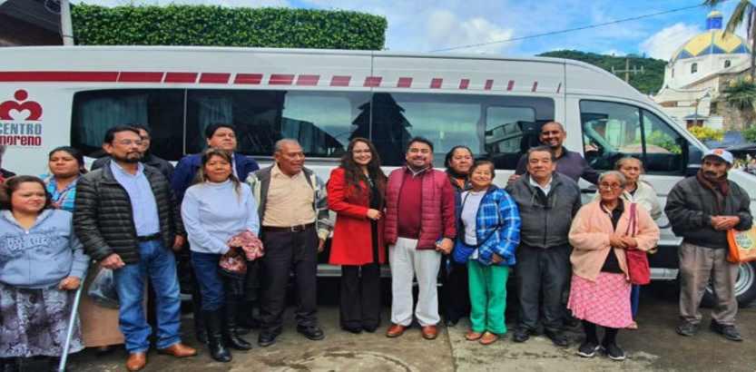 Senador de Morena dona aguinaldo para comprar ambulancia en San Luis Potosí