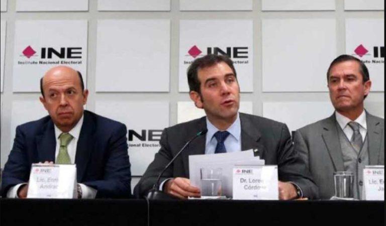 INE en defensa de partidos que no quieren donar; Morena puede ser sancionado si lo hace