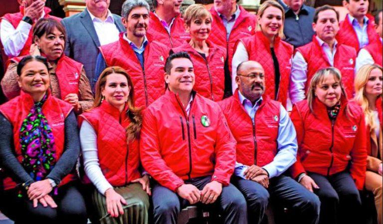 Cooperachas, rifas y sorteos hará el PRI para financiarse en el 2020