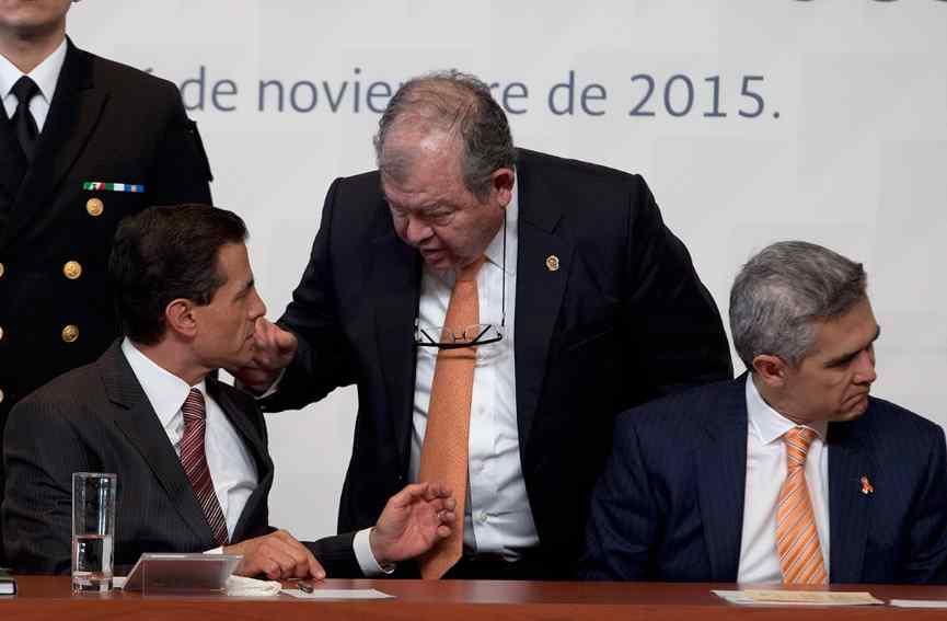UIF denuncia a Edgar Elías Azar, expresidente del TSJ por enriquecimiento ilícito y lavado