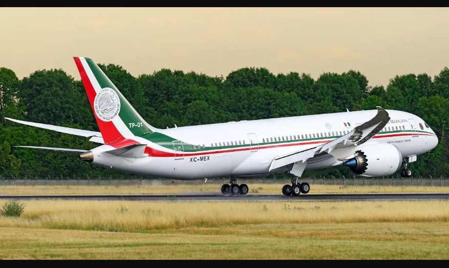 Diputados avalan la rifa del avión presidencial