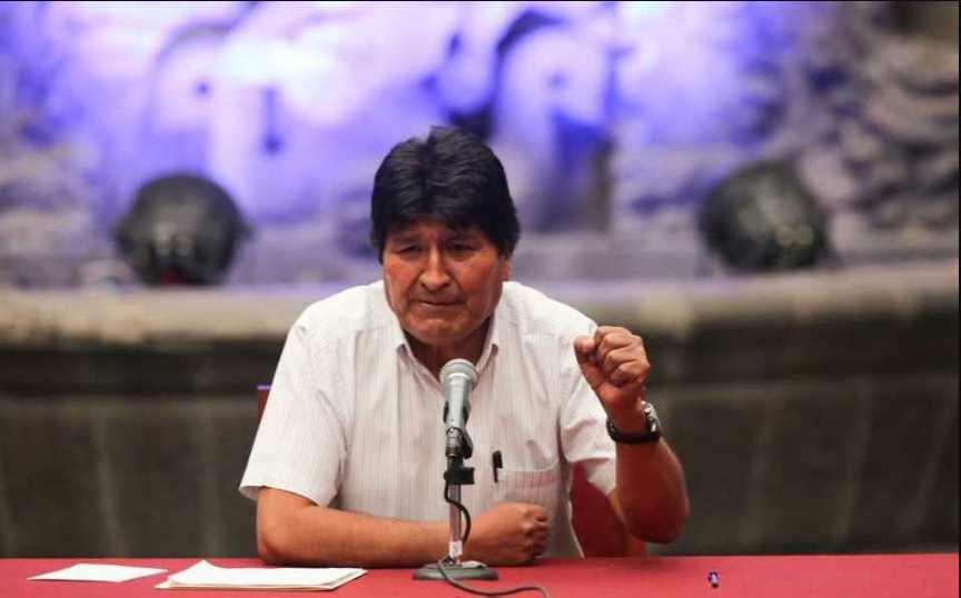 Evo Morales busca ser candidato a diputado o senador en Bolivia