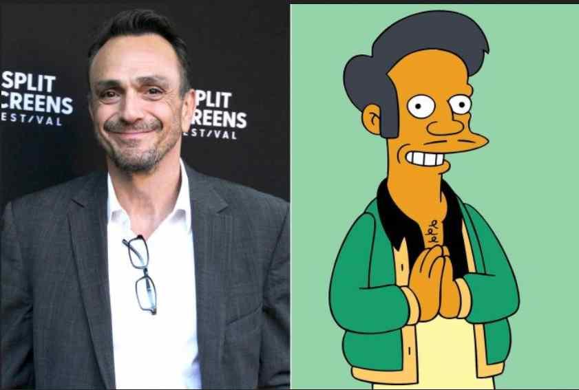 """Hank Azaria ya no será la voz de """"Apu"""" en """"Los Simpson"""""""