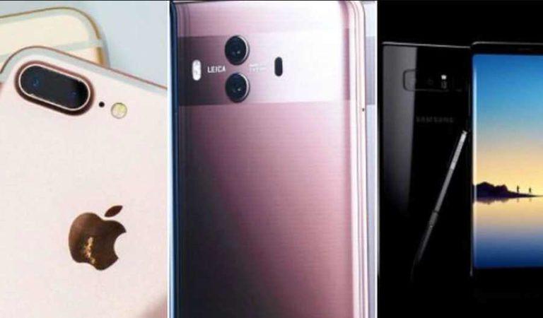 Huawei supera al iPhone; a pesar de bloqueo y vienen más chinos