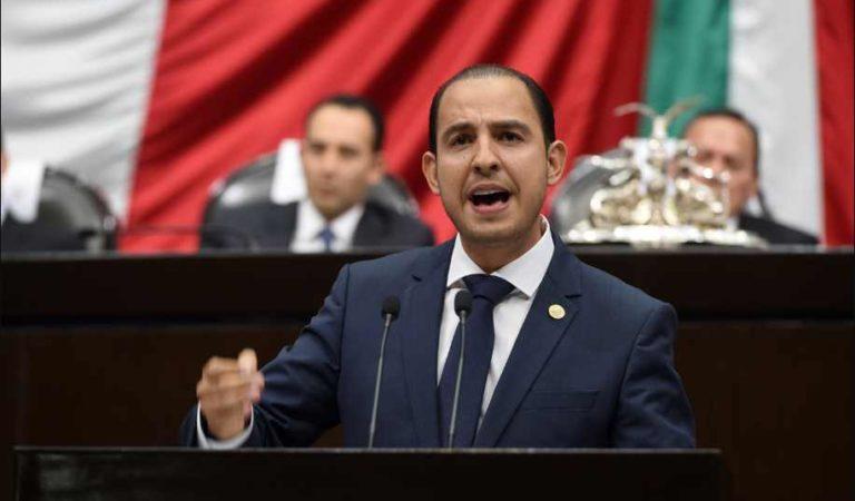 México le quedó grande a AMLO y Morena, asegura líder del PAN en Segundo Informe
