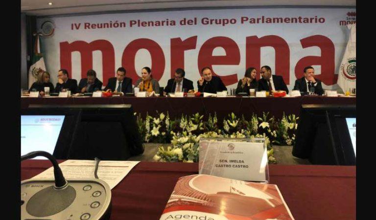 INE aprueba solicitud de morena para renunciar la mitad de su presupuesto