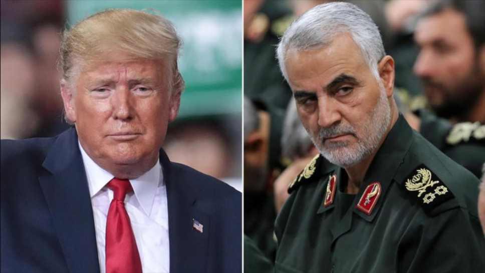 Irán emite orden de arresto contra Donald Trump; pide a Interpol emitir alerta roja