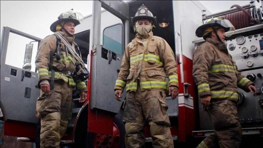 Se le quema la cocina y causa movilización de bomberos en Saltillo