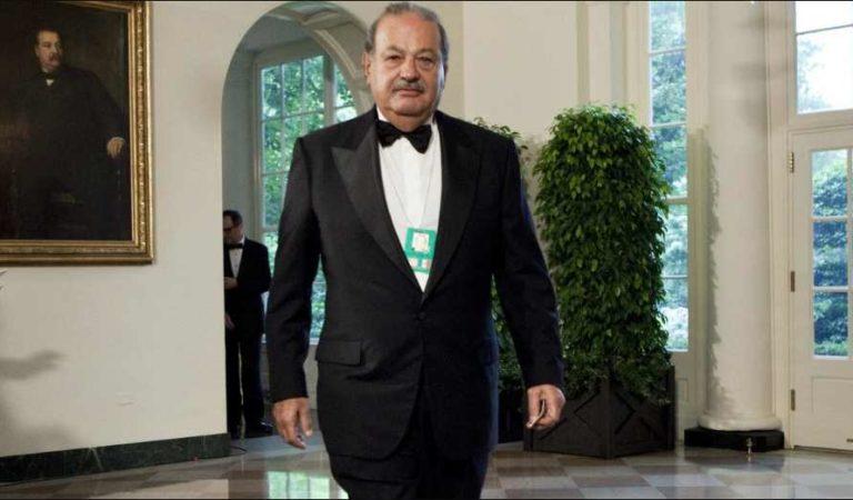 Slim cumple hoy 80 años y sigue siendo el hombre más rico en México