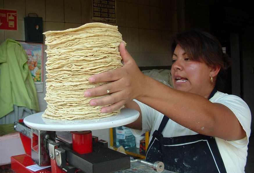 Profeco pide respetar precio de tortilla porque el abasto está garantizado