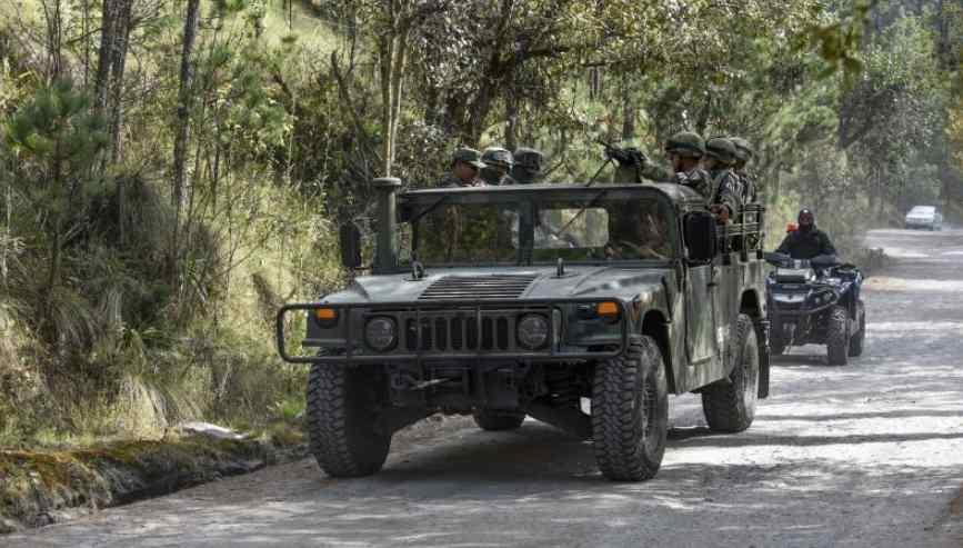 En enfrentamiento abaten a 2 elementos de la Guardia Nacional en Chihuahua